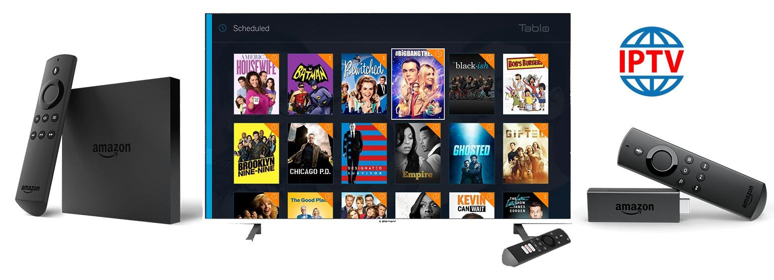 What is Amazon FireTV? | IPTV LAND