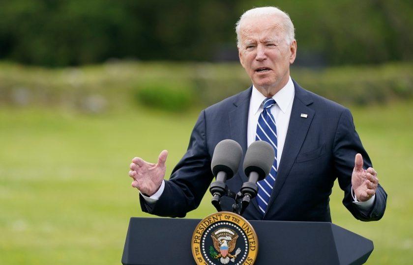 President Biden pledges 500m more vaccine doses to developing world